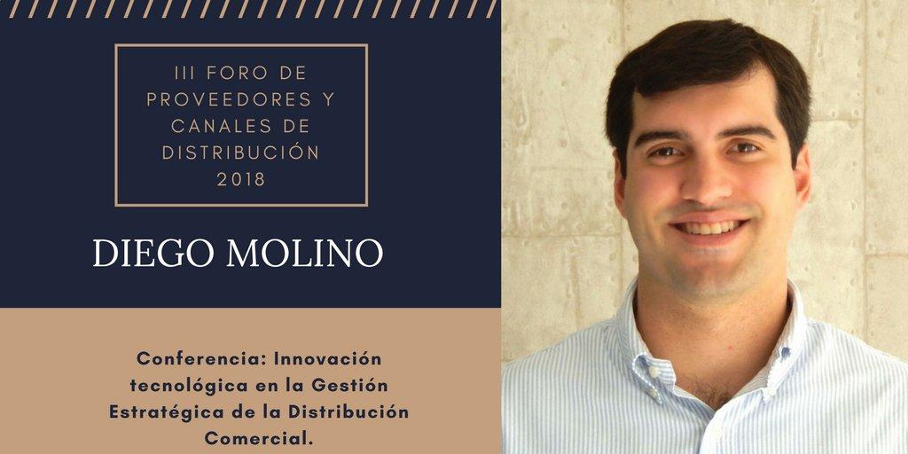 Conferencista Diego III Foro Proveedores